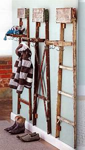 Repurposed, Ladder, Decor, Ideas, That, You, Will, Love
