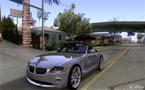 Mod Bmw S Gamemodding by Bmw Z4 For Gta San Andreas