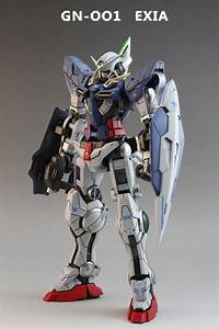 MG GN001 Gundam Exia Painted Build Photoreview No20