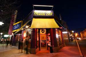 Middle East Restaurant and Nightclub – Cambridge Local First
