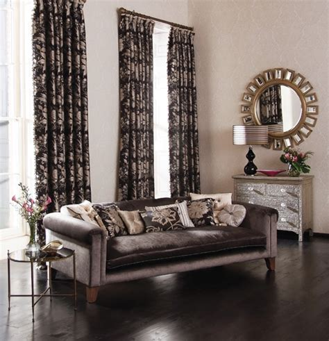 the ideas modern curtain for your perfect living room