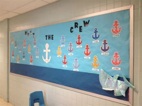 17 Best Ideas About Nautical Bulletin Boards On Pinterest