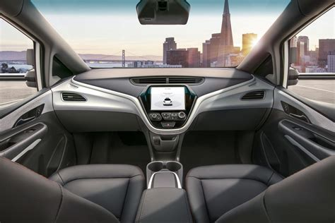 Gm Will Make An Autonomous Car Without Steering Wheel Or
