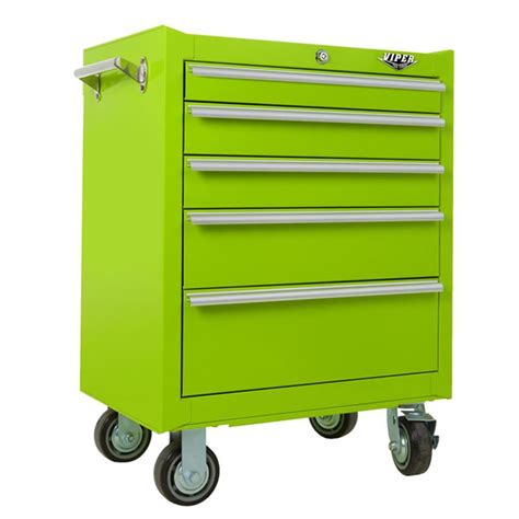 Viper Cabinet - shop viper tool 28 in x 26 in 5 drawer bearing steel