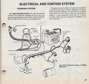 1949 Ford 6 Volt Wiring Diagram