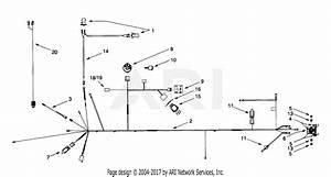 Troy Bilt 13bz609h063  2000  Parts Diagram For Electrical