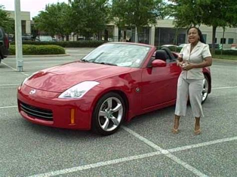 Greenway Dodge Chrysler Jeep by 2007 Nissan 350z Convertible Greenway Dodge Pre Owned