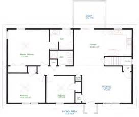 easy floor plan simple house floor plan with dimensions house design ideas