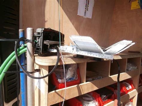 chambre de tirage fibre optique déploiement