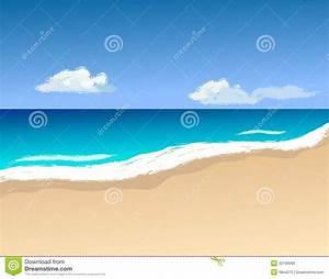 Beach Vector Royalty Free Stock Photos - Image: 32199568