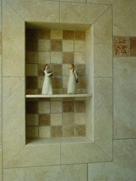 tile shower shampoo niche soap dish  shampoo recess