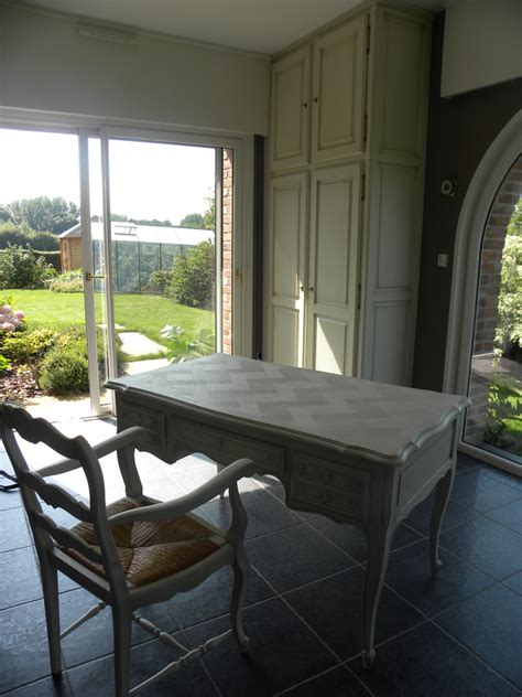 cuisiniste omer meubles chêne blanc cassé patine chêne foncé
