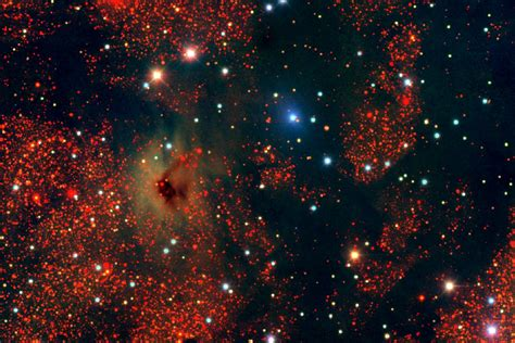 New Study Maps Space Dust In 3d  Berkeley Lab