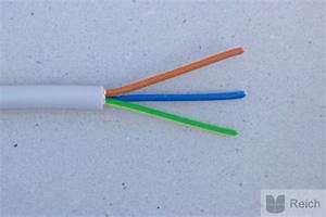 3x1 5 Nym : 0 53 m 50 m ring kabel elektrokabel nym j 3x1 5 qmm neu ebay ~ Frokenaadalensverden.com Haus und Dekorationen