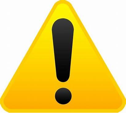 Exclamation Mark Icon Alert Caution Transparent Symbol