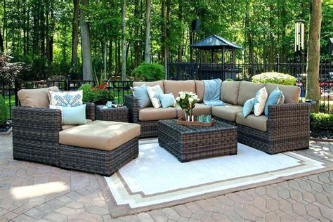 Luxury Patio Furniture outdoor furniture high end luxury patio garden