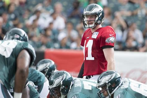 carson wentz strengths  weaknesses