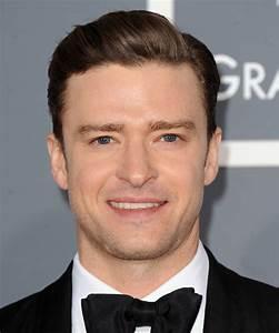 Justin Timberlake Short Straight Formal Hairstyle Dark