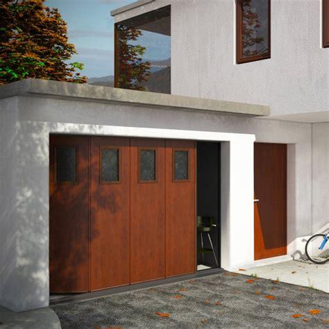 porte de garage sectionnelle surf lat 233 rale franciaflex