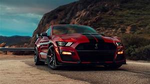 Wallpaper Ford Mustang Shelby Gt500  2020 Cars  2019 Detroit Auto Show  4k  Cars  U0026 Bikes  21064