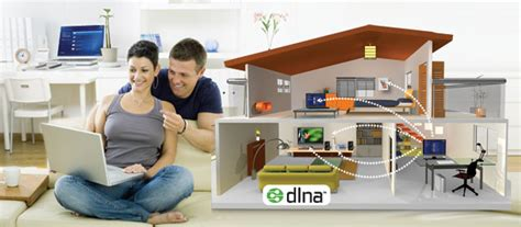 Cyberlink Digital Home Solutions  Remote Access To Media