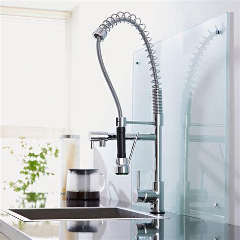 mitigeur cuisine avec douchette lb e8001 cp plomberie sanitaire chauffage
