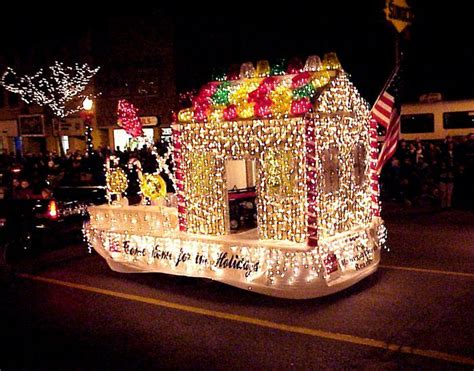 christmas parade float decorating ideas