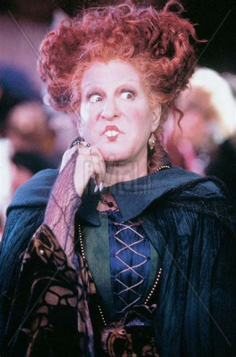 Hocus Pocus, Bette Midler And Hocus Pocus 1993 On Pinterest