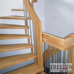 Treppen Handlauf Vorschriften : treppen einzelansicht treppen im trend ~ Markanthonyermac.com Haus und Dekorationen