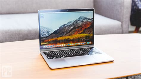 apple macbook pro 13 inch 2018 touch bar review rating pcmag