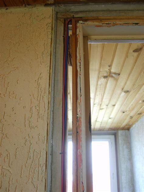 cadre d une porte inverser le cadre d une porte interieur