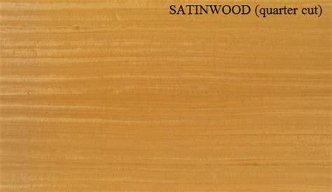 satinwood wood veneer