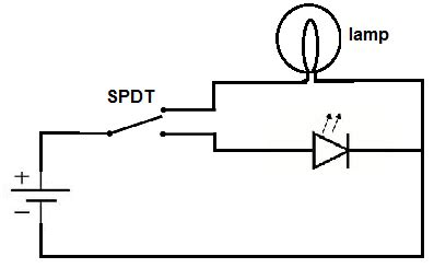 Single Pole Double Throw Spdt Switch