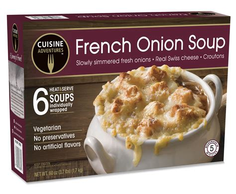 plat cuisiné frozen soup costco