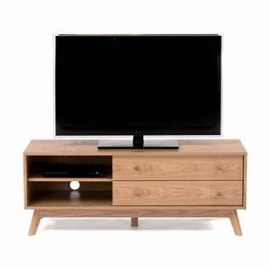 meuble tv maisons du monde meuble tv en mtal blanc l cm With awesome meubles tv maison du monde 6 meuble tv design industriel