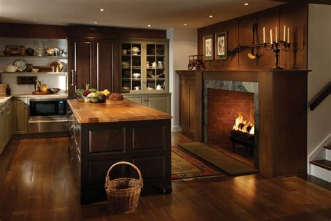 Create The Look Of This Stonehill Wood Mode Kitchen