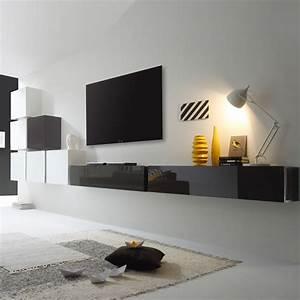 Wohnzimmer Italienisches Design : die moderne wohnwand serie cube steht f r ausdruckskraft und sthetik das italienische ~ Markanthonyermac.com Haus und Dekorationen