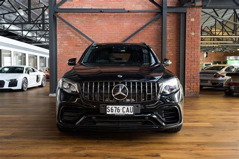 For 2021, mercedes gifts the glc lineup with more standard features and more standalone options. 2018 Mercedes Benz GLC 63 S AMG Wagon - Richmonds ...