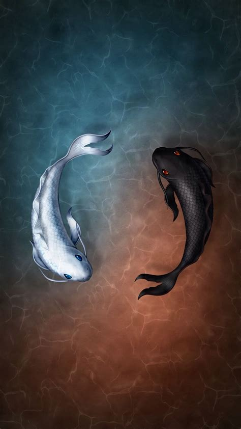 Choose from our handpicked custom iphone wallpaper collection. Koi iPhone Wallpapers - Top Free Koi iPhone Backgrounds - WallpaperAccess