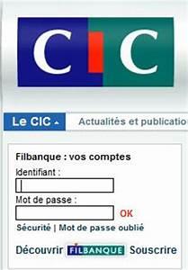 Cic Filbanque Connexion : filbanque du cic ~ Medecine-chirurgie-esthetiques.com Avis de Voitures