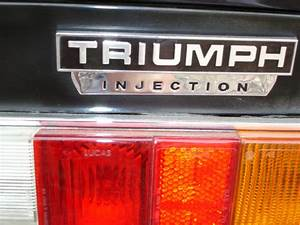 Points Of Interest On A Tr6