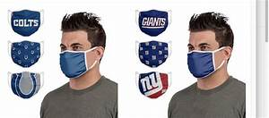 these new nfl masks to battle the coronavirus are