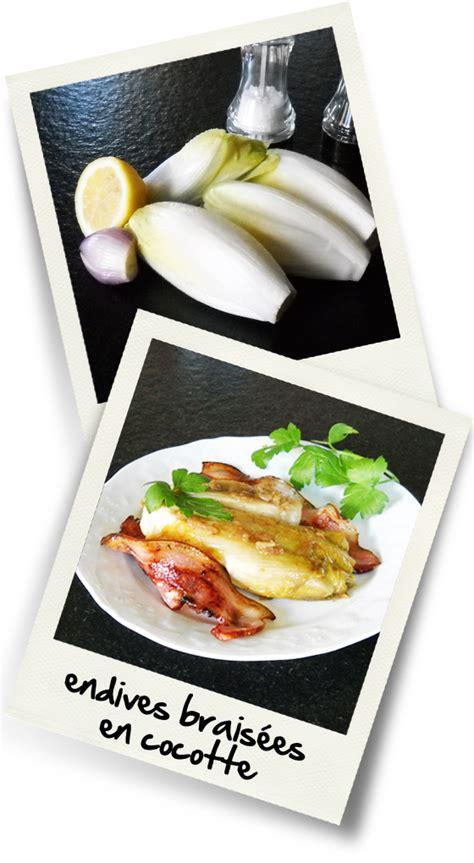 cuisine endives endives braisees en cocotte christiane cuisine