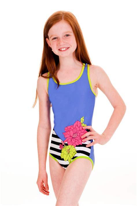 Preteen Model Swimsuit