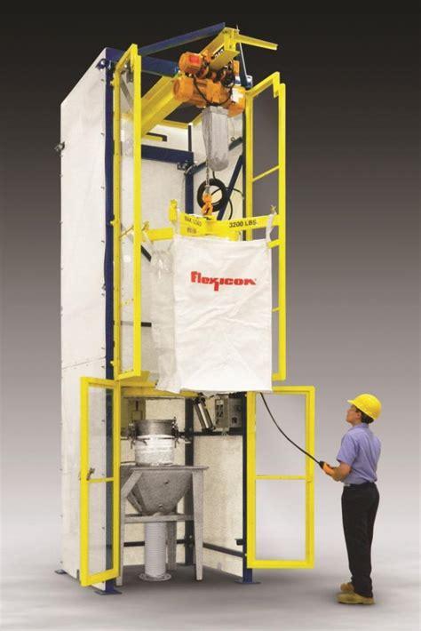 Enclosed Bulk Bag Discharger | Powder/Bulk Solids