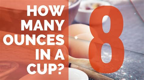 how many ounces in a cup how many ounces in a cup conversion guide youtube