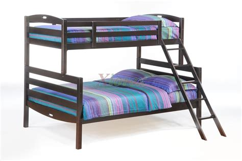 Twin Twin Bunk Bed & Twin Full Bunk Bed Night And Day