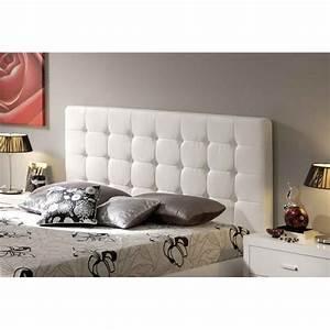 Tete Lit Capitonnée : t te de lit capitonn e 140 eve ~ Premium-room.com Idées de Décoration
