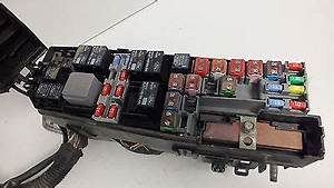 27 2010 Ford Transit Connect Fuse Box Diagram