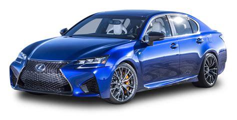 Blue Lexus Gs F Car Png Image Pngpix